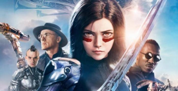 卡梅隆《阿丽塔:战斗天使》定档2月22日