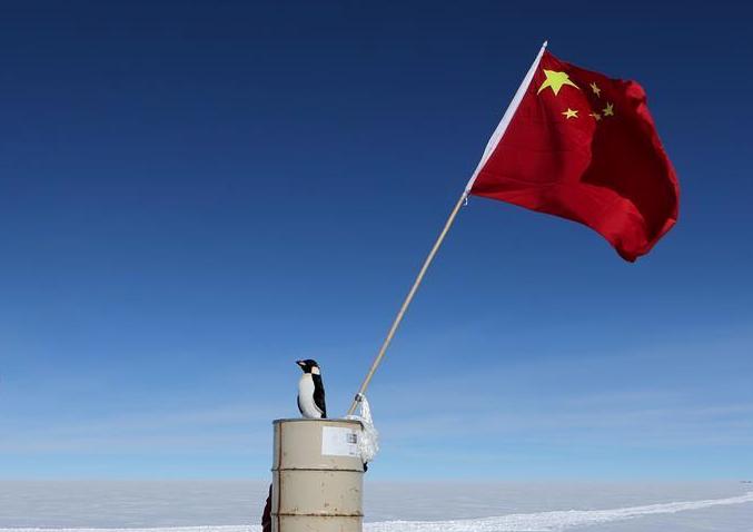 南极冰盖之巅见闻