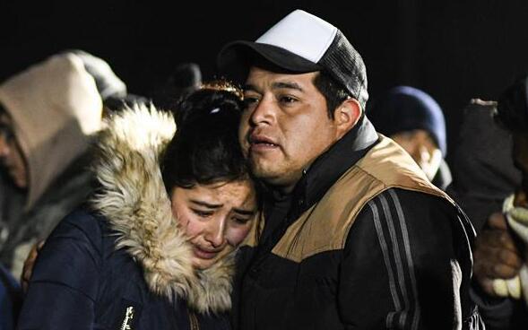墨西哥中部一输油设施爆炸