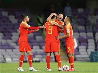 【亚洲杯】中国队2比1战胜泰国队 晋级八强