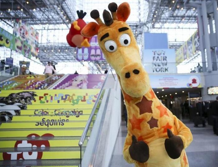 2019北美国际玩具展在纽约开幕