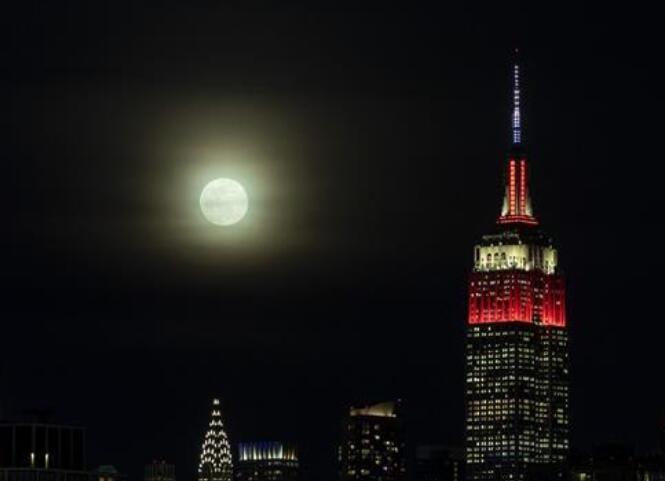 全球共赏月圆夜