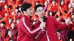《奔跑吧》绍兴录制 兄弟团K歌飙舞