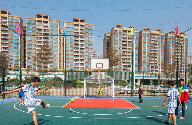 广西安排1900万元支持全民健身项目