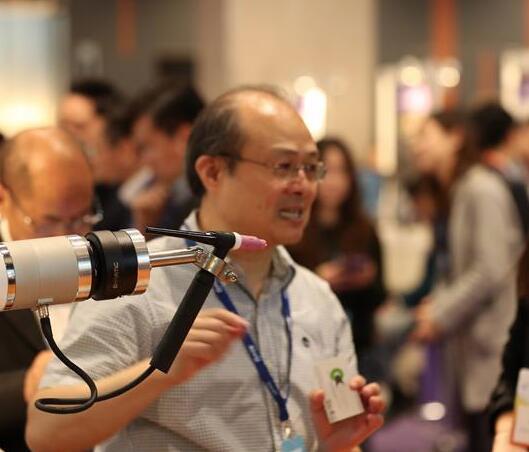 香港举行人工智能展览