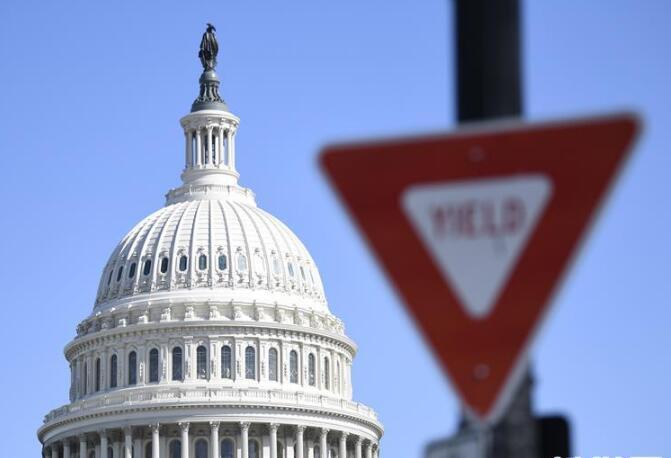 """美国会参议院通过决议叫停""""国家紧急状态"""""""