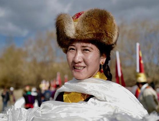 西藏民主改革第一村:克松