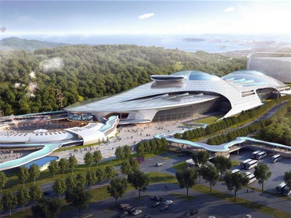 珠海长隆海洋科学馆年内建成