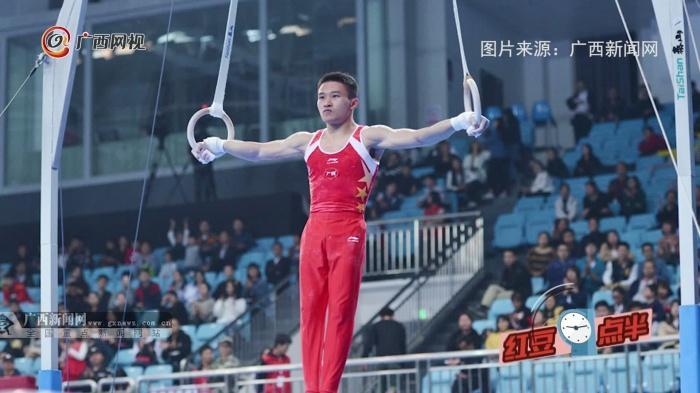 好嗨喲!廣西一大學生奪得世界冠軍