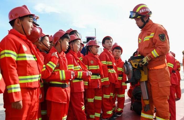 学习消防知识