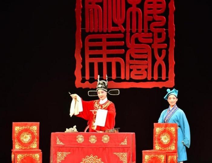 第29届中国戏剧梅花奖黄梅戏折子戏现场竞演举行