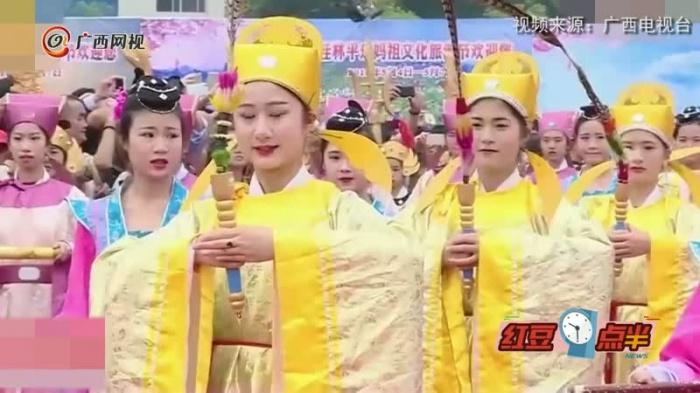 """妈祖文化旅游节 """"五一""""出游好去处"""