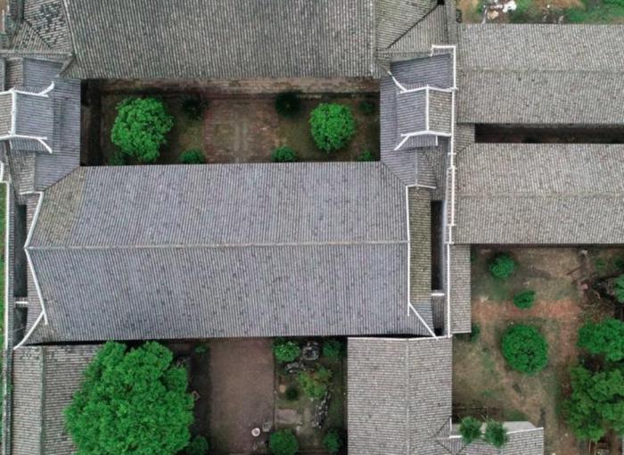 江西南昌:修复古建筑群