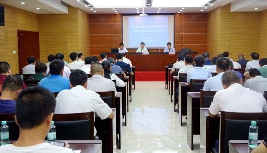 防城港:气象应急两部门联合举办培训班