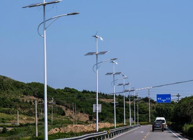 浙江嵊泗积极推进海岛绿色能源建设