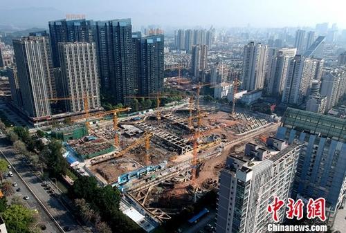 二線城市拉動 中國主要城市土地市場回暖