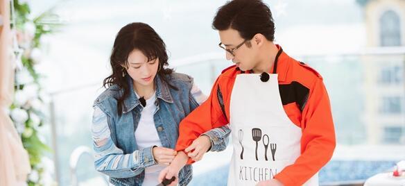 《妻子2》章子怡汪峰互动甜蜜