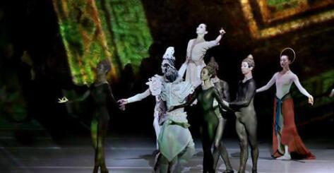 芭蕾舞剧《敦煌》在沪上演