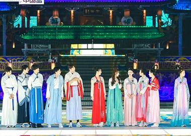 《青春环游记》王凯西安策划大型演出