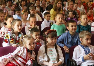 """中学生""""汉语桥""""乌克兰赛区"""