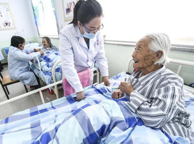 河北故城:讓特困失能人員安享晚年