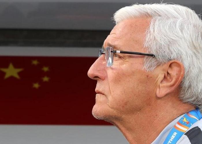 足球——里皮再次出任中國國家男子足球隊主帥