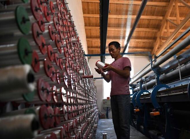 安徽:小漁網編織大產業