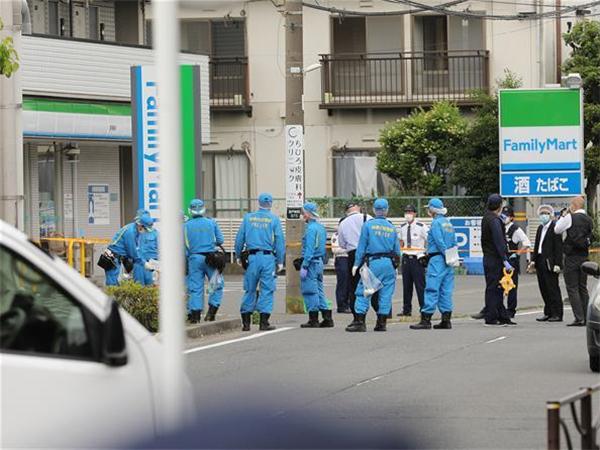 日本一男子持刀刺伤19人