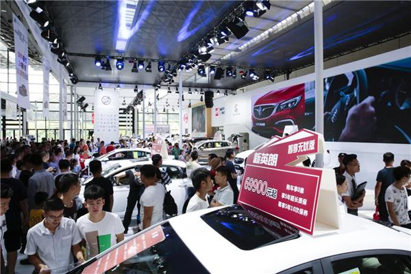 南宁国际车展即将开幕  90多个汽车品牌参展