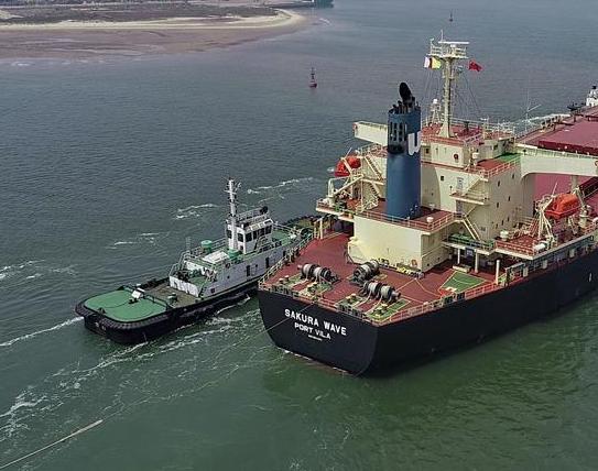 唐山港貨物吞吐量2.65億噸