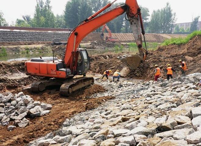 唐山:全域治水清水潤城