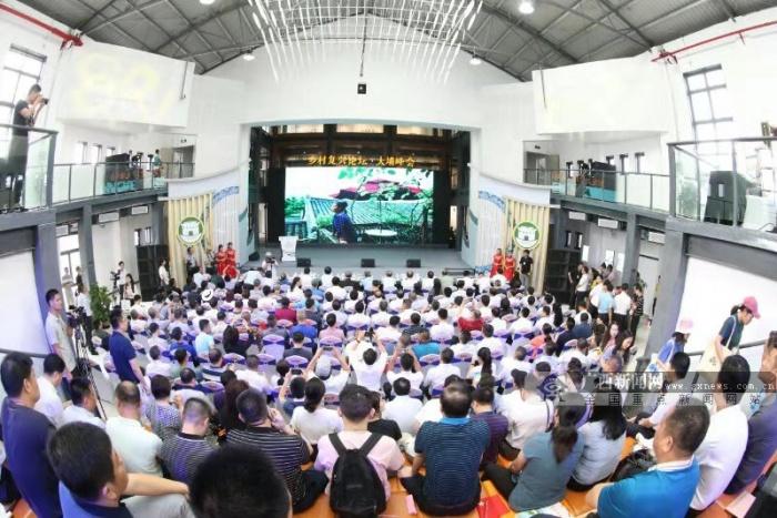 首届中国乡村榜出炉 忠良村为广西唯一入选村落