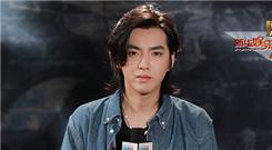 吴亦凡鼓励新说唱选手