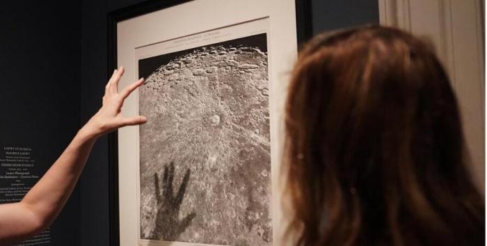 ¡°银色月光下£º百年月球影像¡±将在华盛顿展出