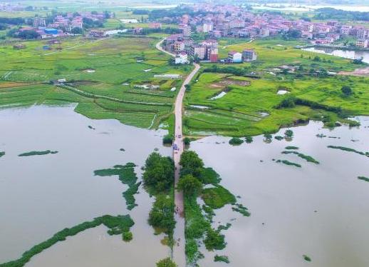 洪涝灾害致江西700万人受灾