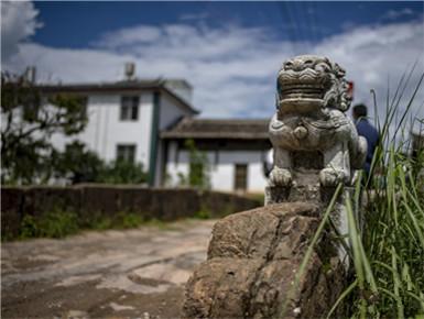 丽江古城的红色记忆