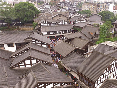 历史文化名镇西沱古镇获新生