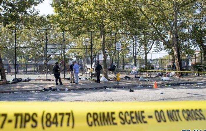 紐約布魯克林發生槍擊事件 致1死11傷
