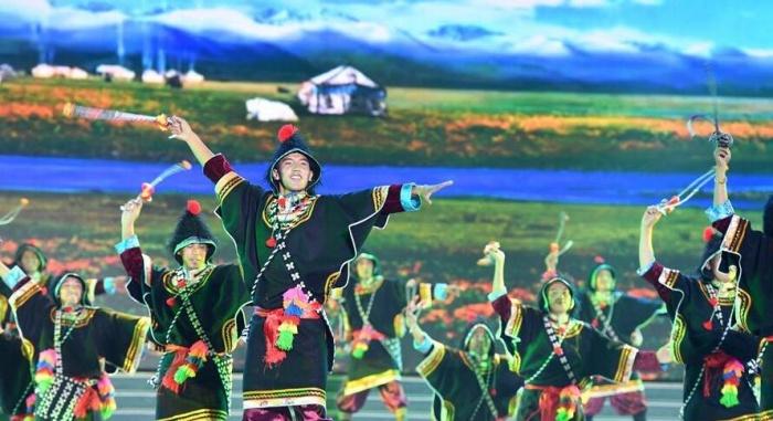2019中国西藏雅砻文化节开幕