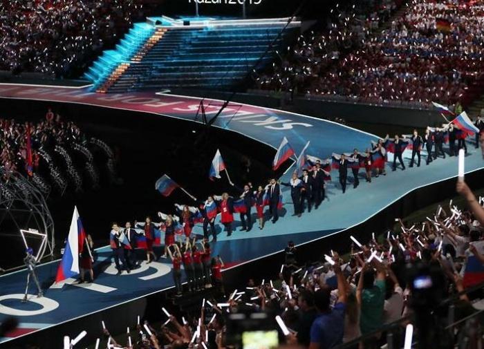 第45屆世界技能大賽開幕