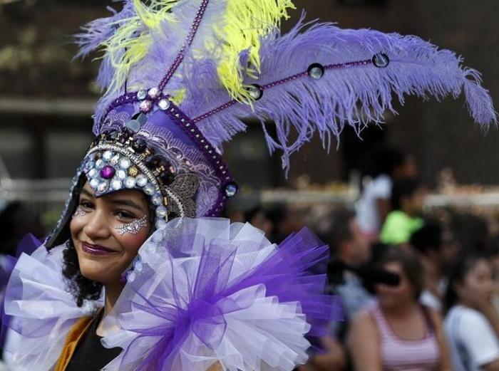 2019年诺丁山狂欢节开幕