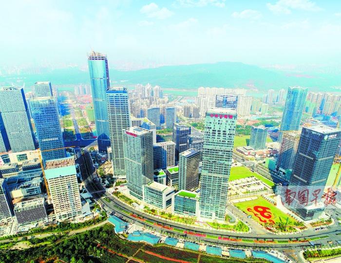 高清:中国(广西)自由贸易试验区涵盖这三市