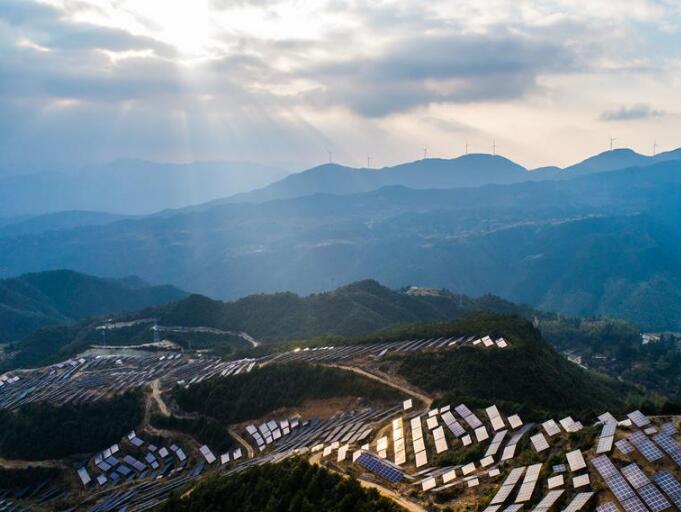 共和国能源业发展成就巡礼