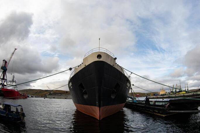 北极圈内最大城市——摩尔曼斯克
