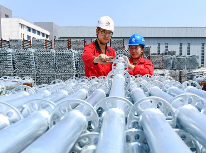 河北乐亭:承接京津产业转移