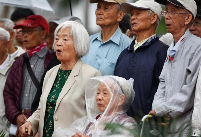 台北秋祭白色恐怖死难者