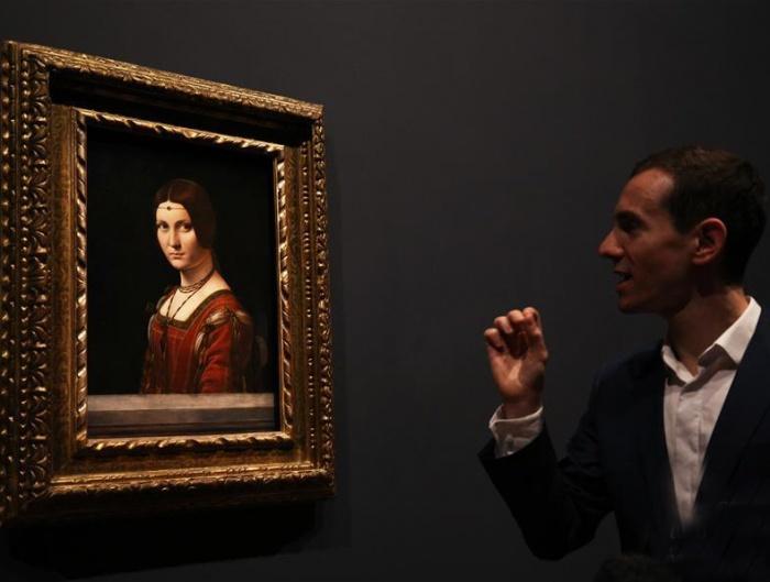达·芬奇逝世500周年展将举办
