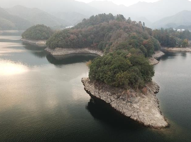 太平湖晨景