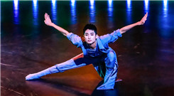 《舞蹈风暴》李响渴望在挑战中成就自我