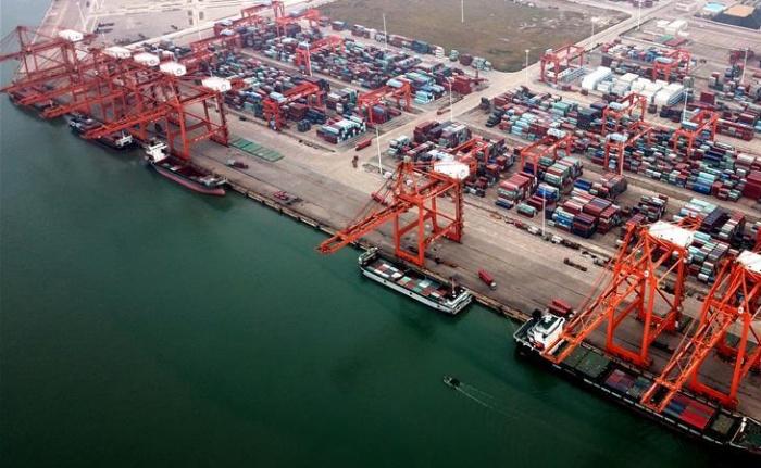 中国(广西)自由贸易试验区钦州港片区揭牌